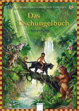 Das Dschungelbuch. Die Mowgli-Geschichte