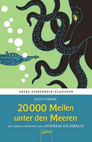 20000 Meilen unter den Meeren de Jules Verne