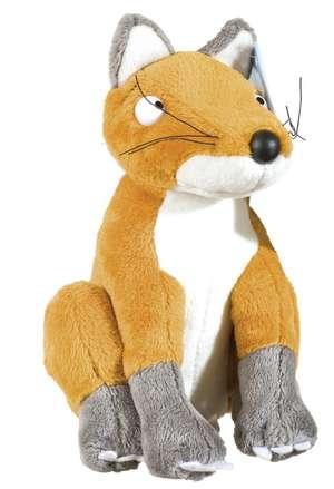Der Grueffelo. Fuchs Pluesch klein