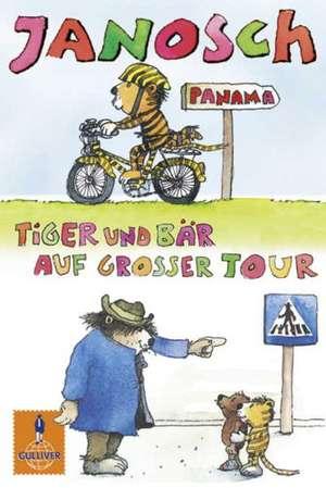 Tiger und Baer auf grosser Tour