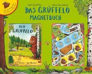 Der Grueffelo. Das Grueffelo Magnetbuch