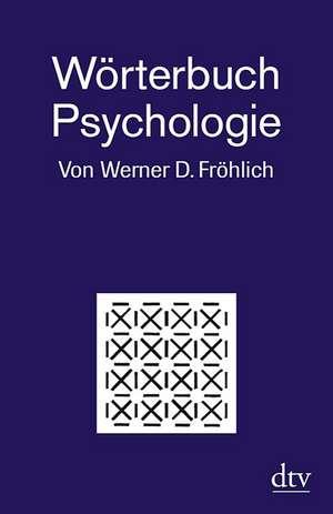 Woerterbuch Psychologie
