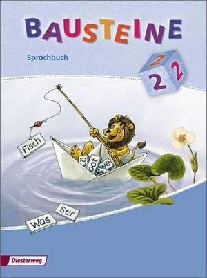 Bausteine 2. Sprachbuch 2008. Lateinische Ausgangsschrift. Bremen, Hessen, Hamburg, Niedersachsen, Rheinland-Pfalz, Schleswig-Holstein, Saarland