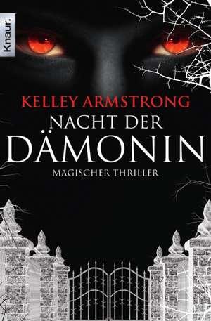 Women of the Otherworld 08. Nacht der Daemonin