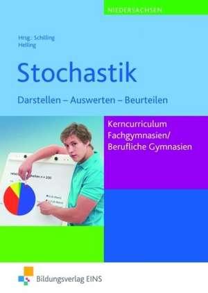 Stochastik. Lehr-/Fachbuch. Niedersachsen