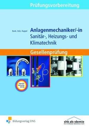 Pruefungsvorbereitung Anlagenmechaniker/-in Sanitaer-, Heizungs- und Klimatechnik