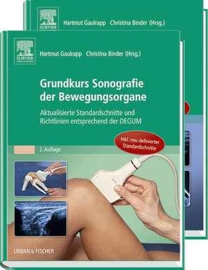 Gaulrapp, Grund- und Aufbaukurs Sonographie