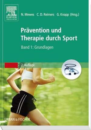 Praevention und Therapie durch Sport, Band 1