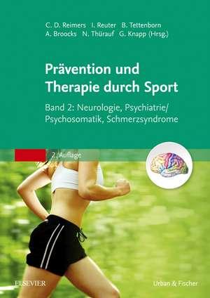 Therapie und Praevention durch Sport, Band 2