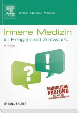Innere Medizin in Frage und Antwort