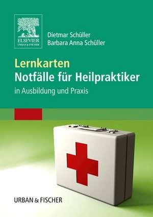 Lernkarten Notfaelle fuer Heilpraktiker