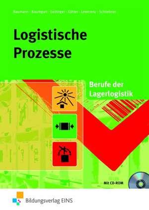 Logistische Prozesse. Lehr-/Fachbuch
