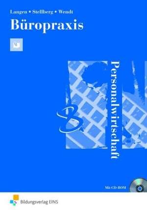 Bueropraxis: Personalwirtschaft. Arbeitsbuch