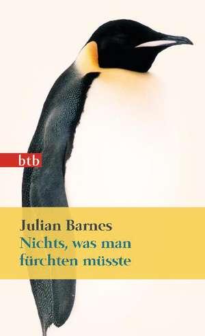 Nichts, was man fürchten müsste de Julian Barnes