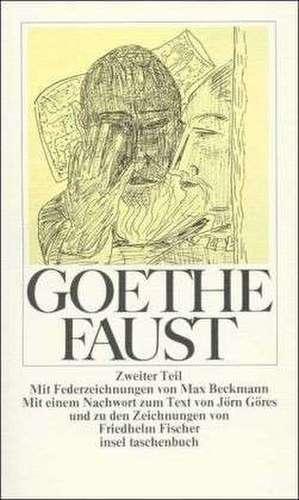 Faust II de Max Beckmann