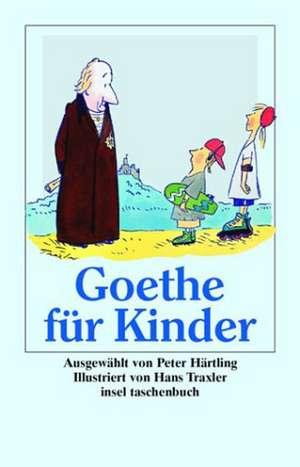 Goethe fuer Kinder
