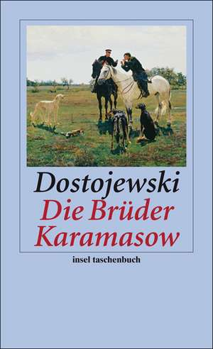 Die Brüder Karamasow de Fjodor Dostojewski