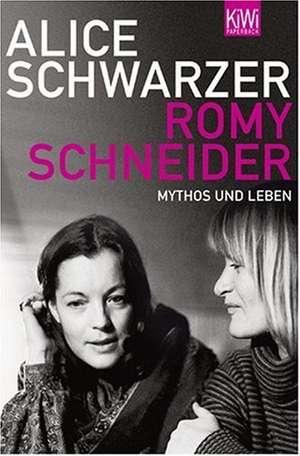 Romy Schneider de Alice Schwarzer
