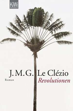 Revolutionen de Jean-Marie Gustave Le Clézio