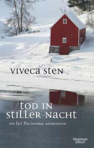 Tod in stiller Nacht de Viveca Sten