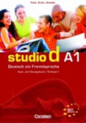 Studio d. Teilband 1 des Gesamtbandes 1. Kurs- und Übungsbuch