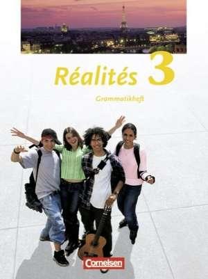 Realites 3. Grammatikheft