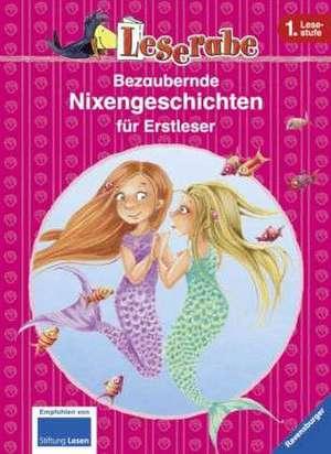 Leserabe: Bezaubernde Nixengeschichten fuer Erstleser