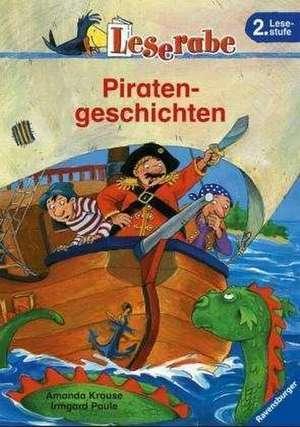 Piratengeschichten de Amanda Krause