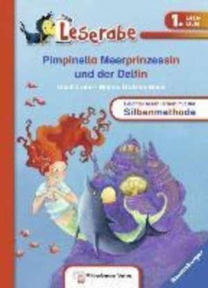 Leserabe mit Mildenberger. Pimpinella Meerprinzessin und der Delfin: Peste 6 ani / Începători germană de Usch Luhn