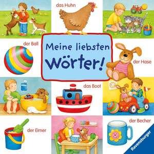 Meine liebsten Wörter! de Susanne Gernhäuser