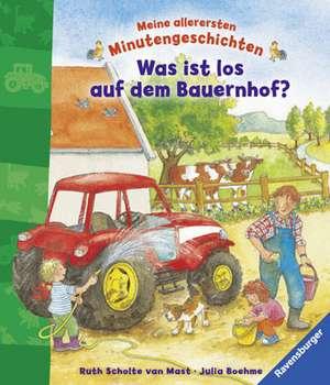Was ist los auf dem Bauernhof? de Julia Boehme