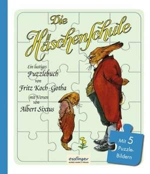 Die Haeschenschule - Puzzlebuch