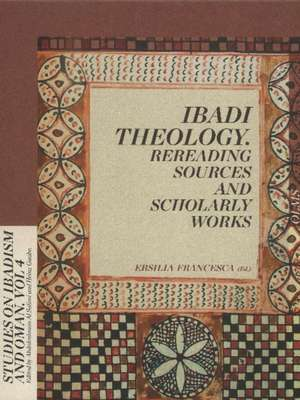Ibadi Theology imagine