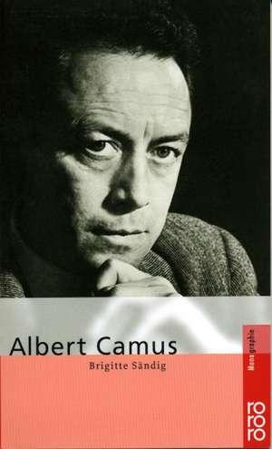 Albert Camus de Brigitte Sändig