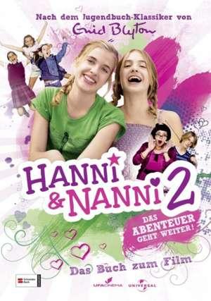 Hanni und Nanni - Das Buch zum Film 2