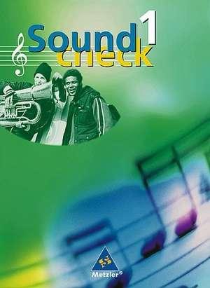 Soundcheck 1. Schuelerbuch. Neubearbeitung. Klasse 5/6