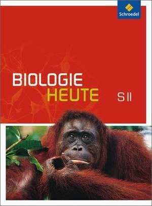 Biologie heute. Schuelerband mit CD-ROM. Allgemeine Ausgabe