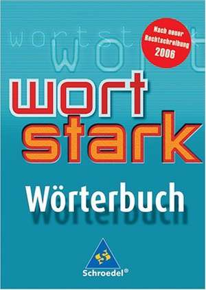 Wortstark. Woerterbuch