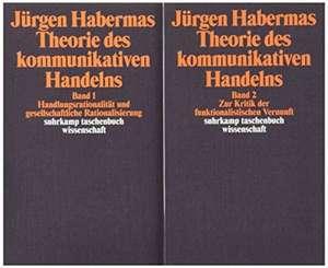 Theorie des kommunikativen Handelns de Jürgen Habermas