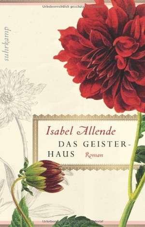 Das Geisterhaus de Isabel Allende