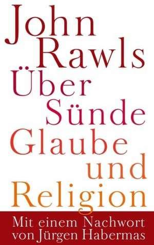UEber Suende, Glaube und Religion