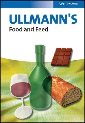 Ullmann′s Food and Feed, 3 Volume Set