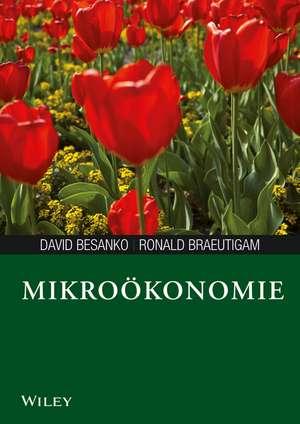 Mikroökonomie de David Besanko