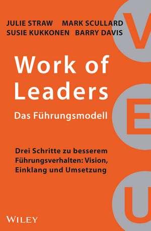 Work of Leaders – Das Führungsmodell