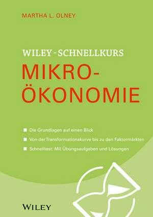 Wiley Schnellkurs Mikroökonomie