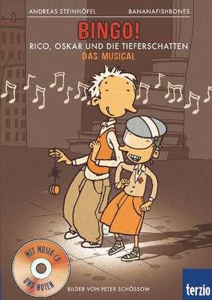Bingo: Rico, Oskar 01 und die Tieferschatten