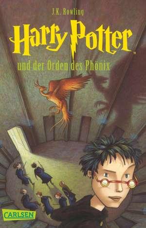 Harry Potter 5 und der Orden des Phönix de J. K. Rowling