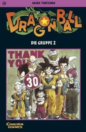 Dragon Ball 30. Die Gruppe Z