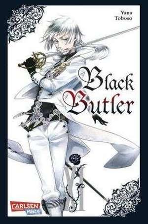 Black Butler 11 de Yana Toboso