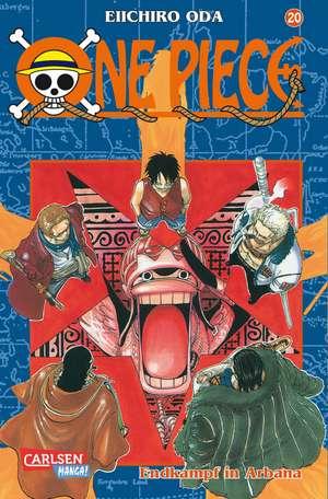 One Piece 20. Endkampf in  Arbana de Eiichiro Oda